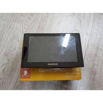 Nawigacja samochodowa Garmin DriveSmart 50