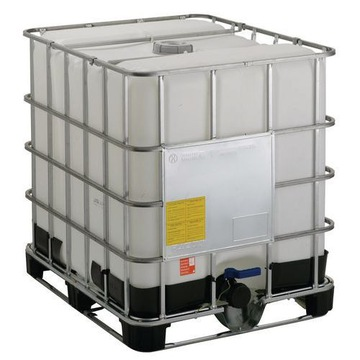 Pojemnik IBC 1100 litrów - Na deszczówkę lub inne