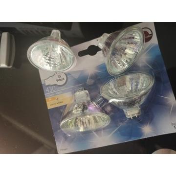 4 nowe żarówki LED Philips  430 lumen 35Watt warm