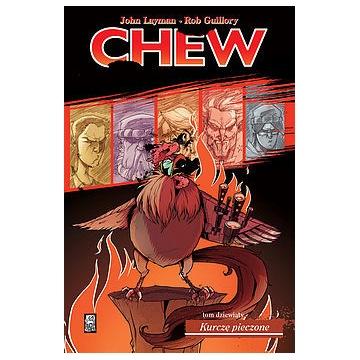 Chew tom 9 komiks NOWY FOLIA