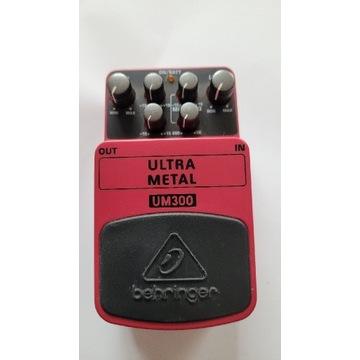 Efekt Gitarowy Behringer Ultra Metal UM300