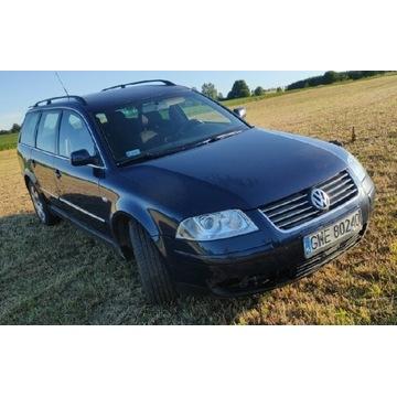 Volkswagen Passat B5 kombi Basiss FL 1.9TDI