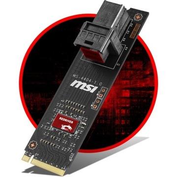 MSI TURBO U.2 Host Card (914-4404-001)