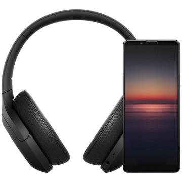 Sony Xperia 1 II + słuchawki. Mega zestaw. Nowy