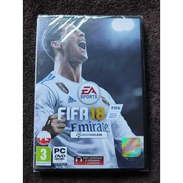 FIFA 2018 PC PL - NOWA FOLIA