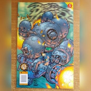 Battle Chasers #4 (Mandragora 193)