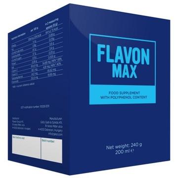 FLAVON MAX SuperPack 3 słoiczki