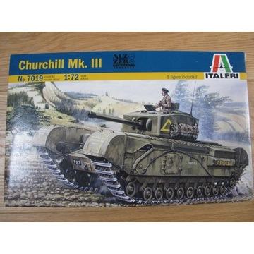 1/72 Churchill Mk.III Italeri