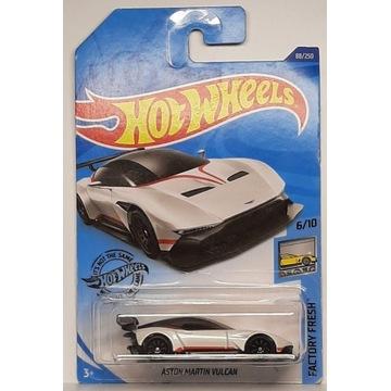 Hot Wheels - Aston Martin Vulcan 1:64