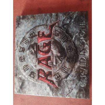 RAGE - Carved In Stone Deluxe CD + DVD 008