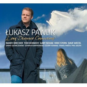 Płyta CD -Łukasz Pawlik  Long Distance Connections