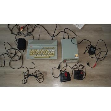 Atari 65XE + stacja CA-2001