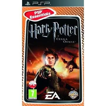 Harry Potter i Czara Ognia [GRA PSP]