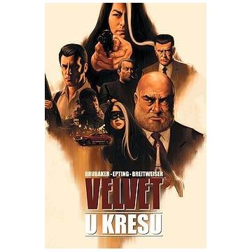 Velvet U Kresu tom 1 komiks NOWY FOLIA
