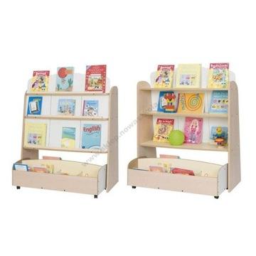 Biblioteczka + szuflada