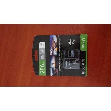 Karta pamięci micro SD 256Gb