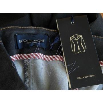 Spodnie Piazza Sempione - typu capri - nowe