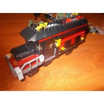 LEGO 70424 POCIĄG WIDMO ELEMENTY OD 1 ZŁ
