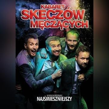 Dwa bilety na Kabaret Skeczów Męczących -  Gliwice