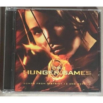 Hunger Games - Igrzyska Śmierci - soundtrack EX+