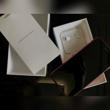 IPHONE 8 PLUS 256GB RED + case Karl