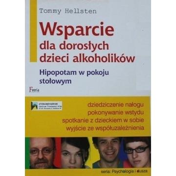 Wsparcie dla dorosłych dzieci alkoholików Hellsten
