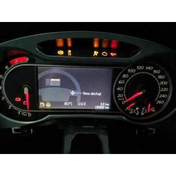 Licznik zegary Convers duży LCD Mondeo SMax Galaxy