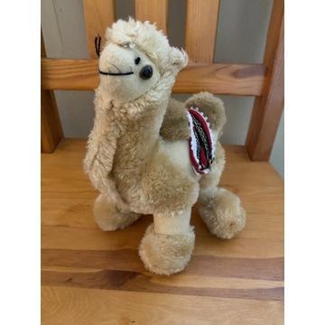 Wyjątkowa zabawka pluszowa Wielbłąd dla dzieci
