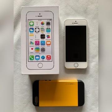 iPhone 5S 32GB Silver - Wrocław