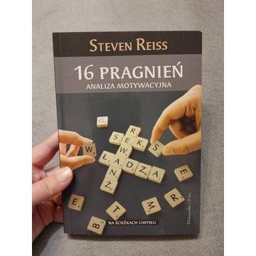 16 pragnień Steven Reiss