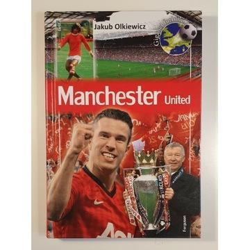 Manchester United- książka