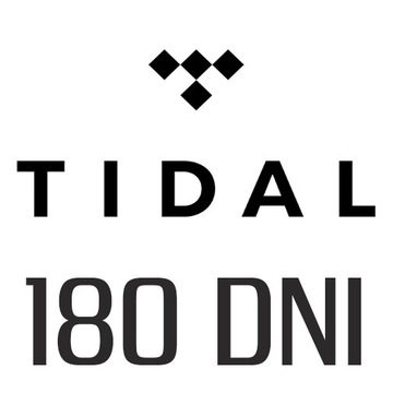 TIDAL 180 DNI PREMIUM | 6 MIESIĘCY | 6x30