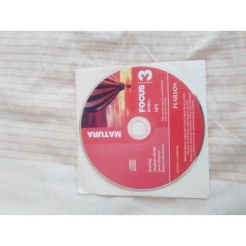 Płyta CD Matura Focus 3 B1/B2