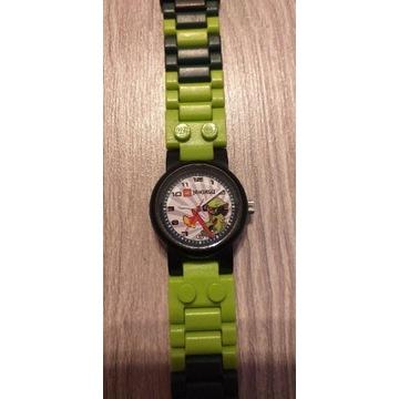Zegarek dziecięcy LEGO NINJAGO stan idealny
