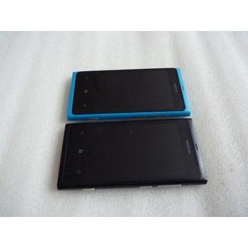 Nokia Lumia 800 2 telefony