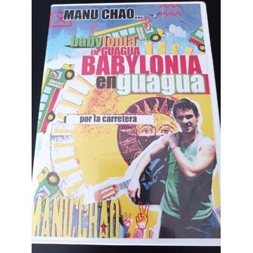 MANU CHAO babylonia en guagua DVD