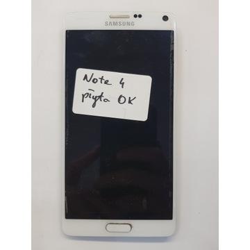 Smartfon Samsung note 4 n910c płyta główna