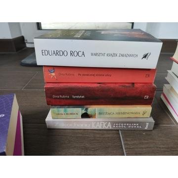 Roca,Rubina,Robuck,Raoul-Duval - Zestaw 5szt.