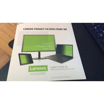 Filtr prywatności Lenovo ThinkPad Yoga 370,380,390