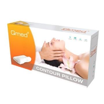 QMED Poduszka Ortopedyczna CONTOUR PILLOW r.M