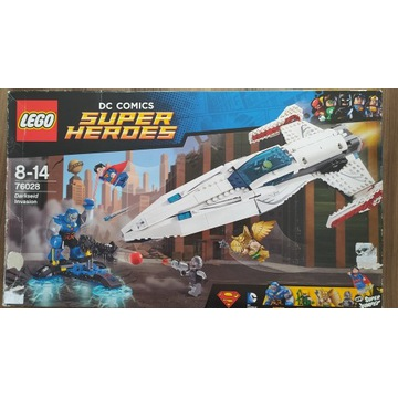 Lego Super Heroes 76082 Darkseid Invasion Superman