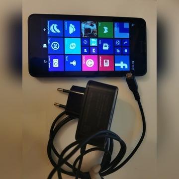 Microsoft Lumia 640 czarny 8 GB + ładowarka