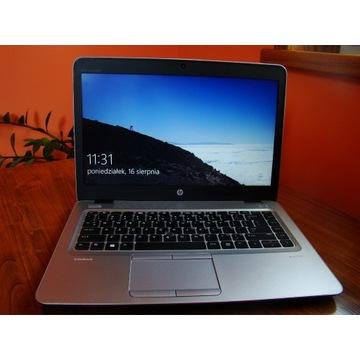 Laptop HP EliteBook 745 G3 do pracy i nauki