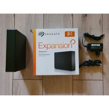 Seagate Expansion Desktop 3TB 3,5' USB 3.0