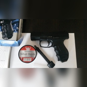 WALTHER CP99 COMPACT 4,5mm BB BLOW BACK