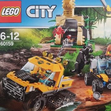 LEGO City 60159 Misja terenówki, DARMOWA dostawa