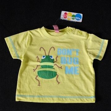 Koszulka chłopięca 3 mies 68