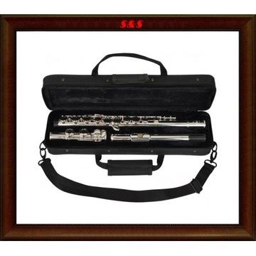 Nowy flet poprzeczny STEINBACH C posrebrzany M246