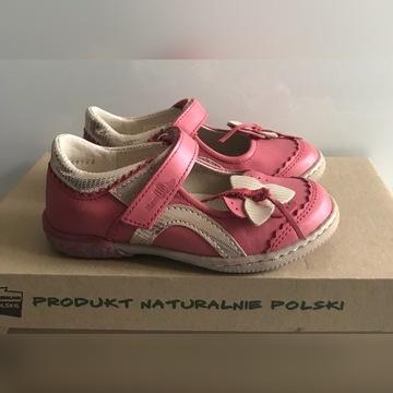 Buty dziewczęce roz.26