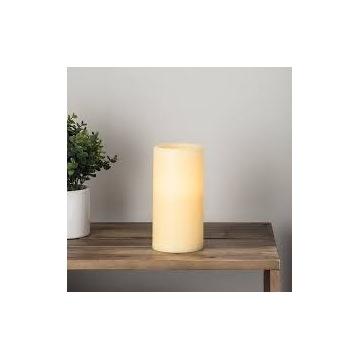 Biała klasyczna świeca